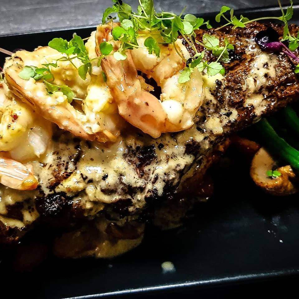 mouth watering meals at the staranise cafe